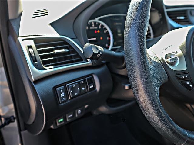 2017 Nissan Sentra 1.8 SV (Stk: HL638622L) in Bowmanville - Image 17 of 25