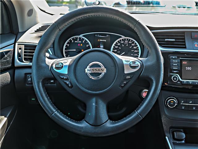 2017 Nissan Sentra 1.8 SV (Stk: HL638622L) in Bowmanville - Image 18 of 25