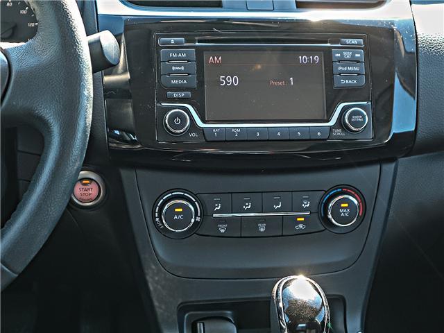 2017 Nissan Sentra 1.8 SV (Stk: HL638622L) in Bowmanville - Image 20 of 25