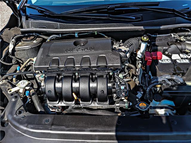 2017 Nissan Sentra 1.8 SV (Stk: HL638622L) in Bowmanville - Image 24 of 25