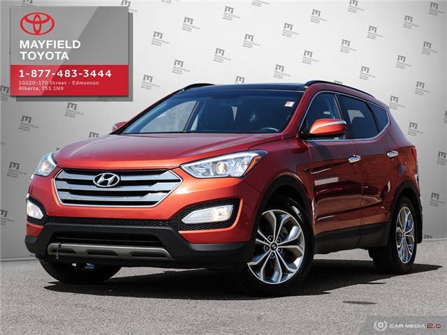 2014 Hyundai Santa Fe Sport 2.0T Premium (Stk: 1901291A) in Edmonton - Image 1 of 28
