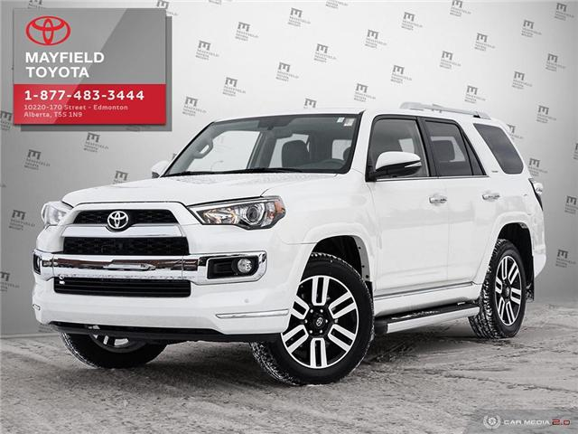 2018 Toyota 4Runner SR5 (Stk: 190645A) in Edmonton - Image 1 of 20