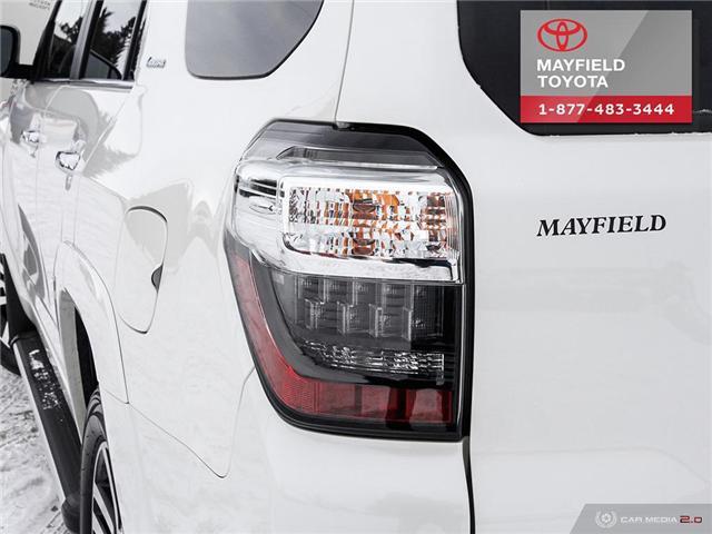 2018 Toyota 4Runner SR5 (Stk: 190645A) in Edmonton - Image 11 of 20