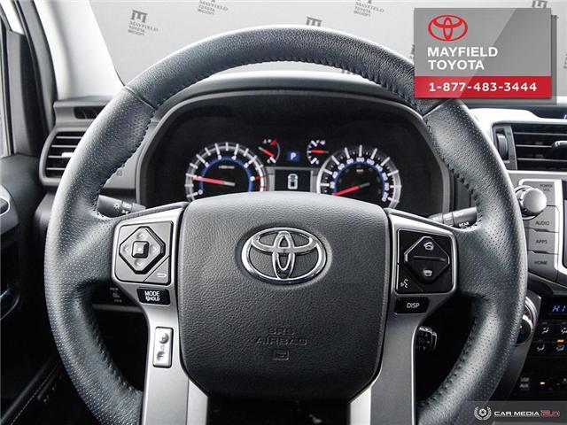 2018 Toyota 4Runner SR5 (Stk: 190645A) in Edmonton - Image 13 of 20