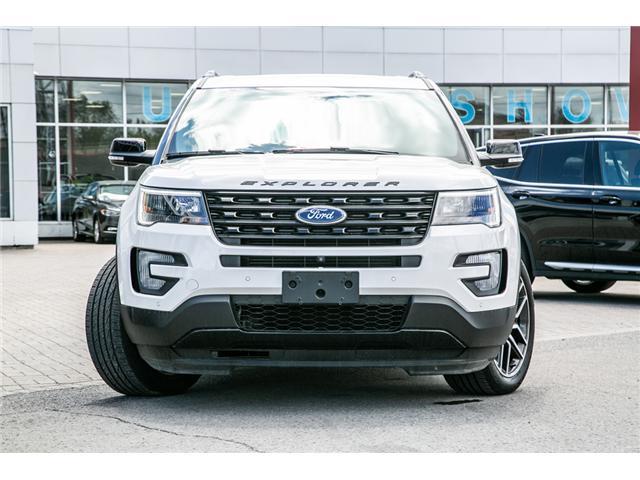 2017 Ford Explorer Sport (Stk: 949580) in Ottawa - Image 2 of 26