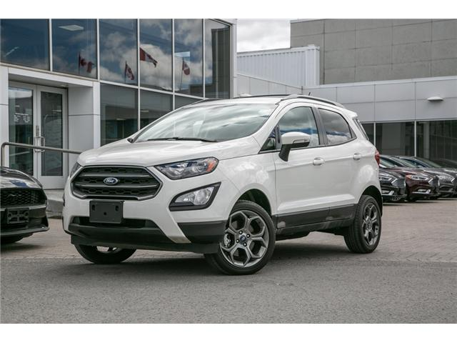 2018 Ford EcoSport SES (Stk: 1819652) in Ottawa - Image 1 of 29