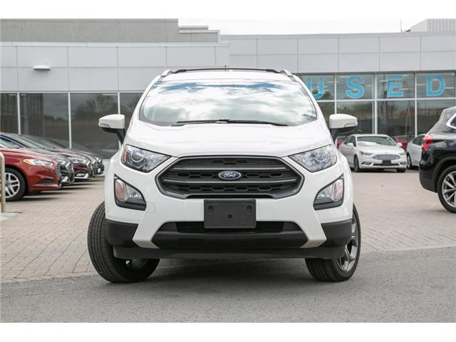 2018 Ford EcoSport SES (Stk: 1819652) in Ottawa - Image 2 of 29