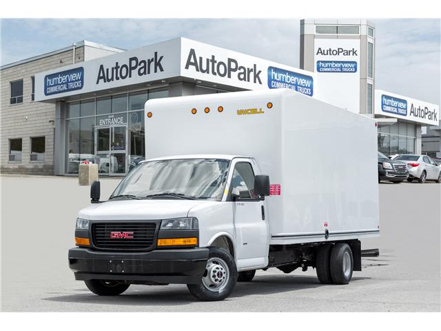 2018 GMC Savana Cutaway Work Van (Stk: CTDR3408) in Mississauga - Image 1 of 14