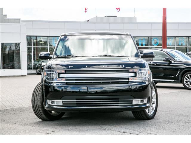 2018 Ford Flex  (Stk: 949420) in Ottawa - Image 2 of 26