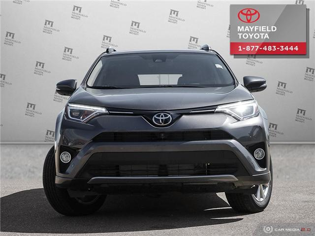 2017 Toyota RAV4 Limited (Stk: 170969) in Edmonton - Image 2 of 20
