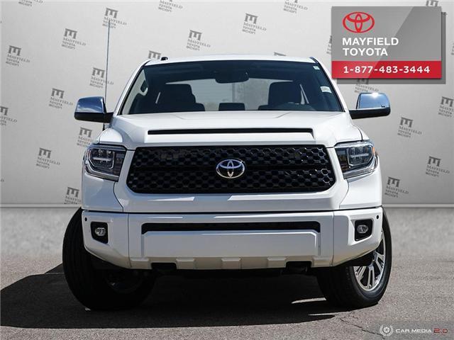 2018 Toyota Tundra Platinum 5.7L V8 (Stk: 1861086) in Edmonton - Image 2 of 20