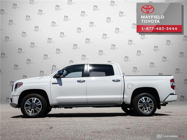 2018 Toyota Tundra Platinum 5.7L V8 (Stk: 1861086) in Edmonton - Image 3 of 20
