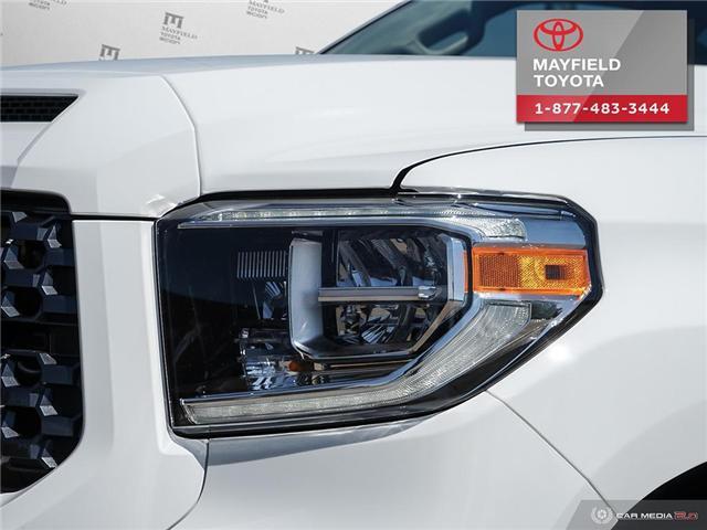 2018 Toyota Tundra Platinum 5.7L V8 (Stk: 1861086) in Edmonton - Image 9 of 20