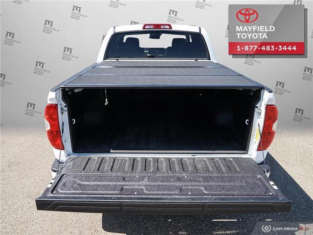 2018 Toyota Tundra Platinum 5.7L V8 (Stk: 1861086) in Edmonton - Image 10 of 20