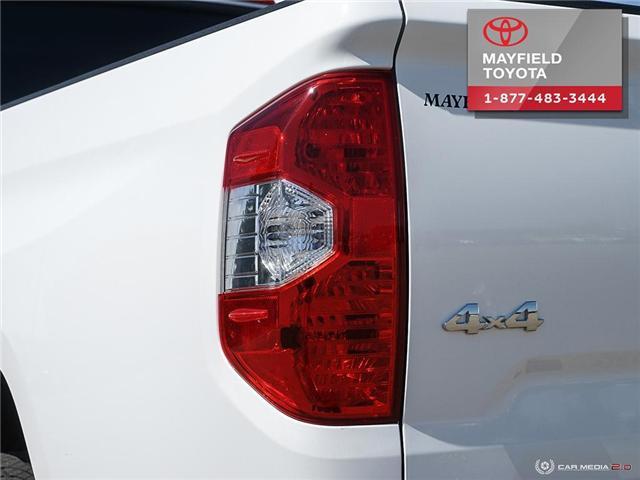 2018 Toyota Tundra Platinum 5.7L V8 (Stk: 1861086) in Edmonton - Image 11 of 20