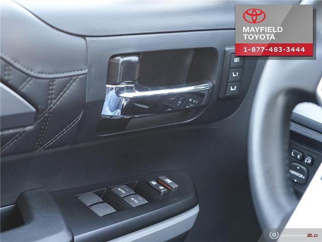 2018 Toyota Tundra Platinum 5.7L V8 (Stk: 1861086) in Edmonton - Image 14 of 20