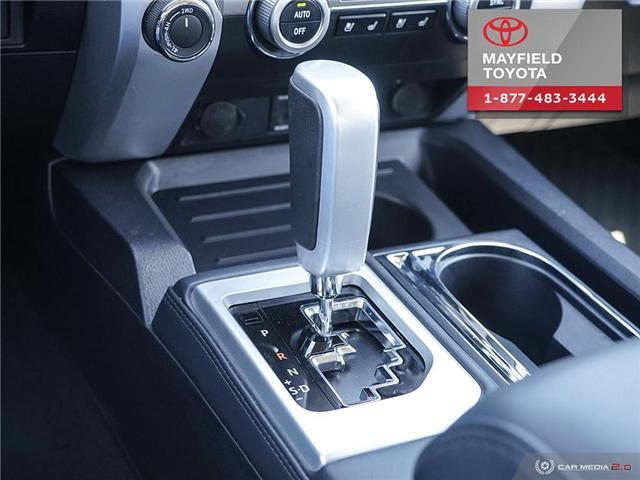 2018 Toyota Tundra Platinum 5.7L V8 (Stk: 1861086) in Edmonton - Image 15 of 20