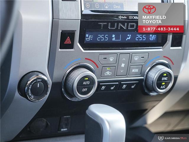 2018 Toyota Tundra Platinum 5.7L V8 (Stk: 1861086) in Edmonton - Image 16 of 20