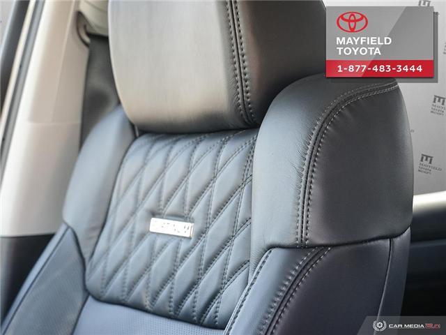 2018 Toyota Tundra Platinum 5.7L V8 (Stk: 1861086) in Edmonton - Image 19 of 20