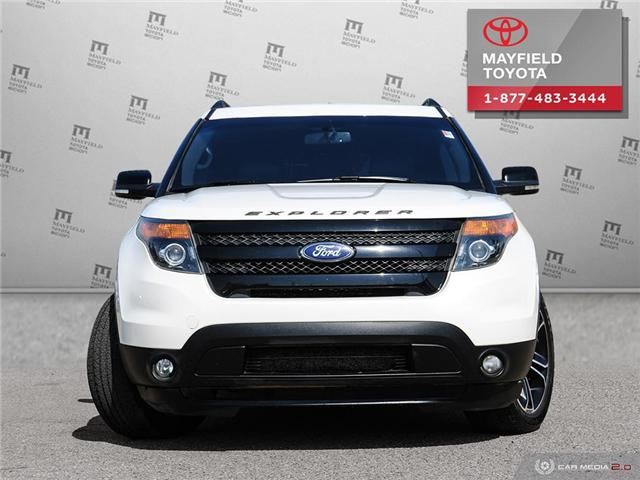 2013 Ford Explorer Sport (Stk: 194126) in Edmonton - Image 2 of 28