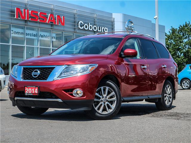 2014 Nissan Pathfinder SV (Stk: KC614340A) in Cobourg - Image 1 of 30