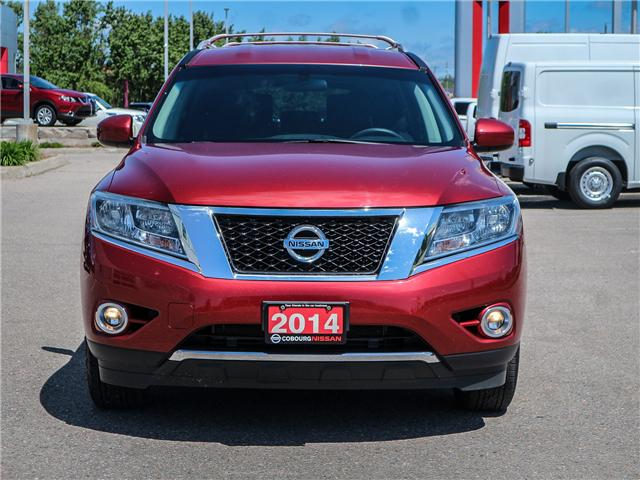 2014 Nissan Pathfinder SV (Stk: KC614340A) in Cobourg - Image 2 of 30