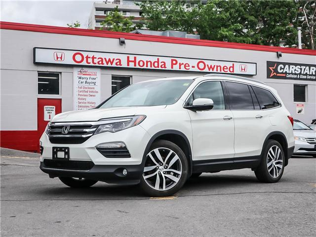 2016 Honda Pilot Touring (Stk: H7559-0) in Ottawa - Image 1 of 28