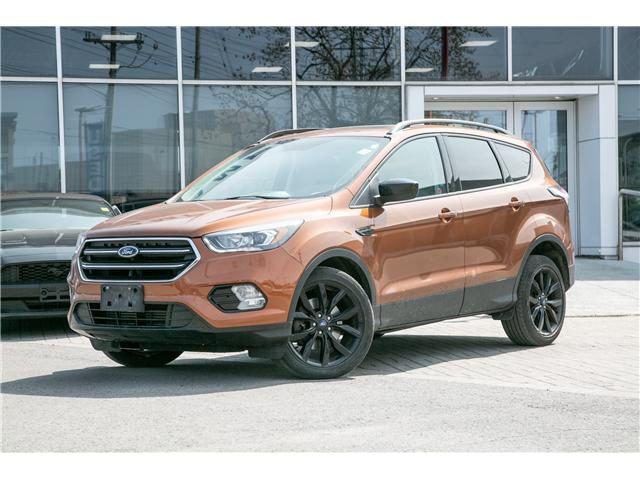 2017 Ford Escape SE (Stk: 1913361) in Ottawa - Image 1 of 26