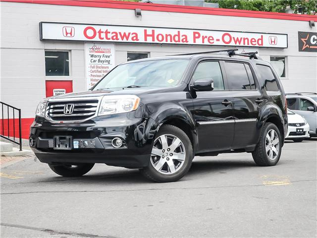 2015 Honda Pilot Touring (Stk: H7715-0) in Ottawa - Image 1 of 26