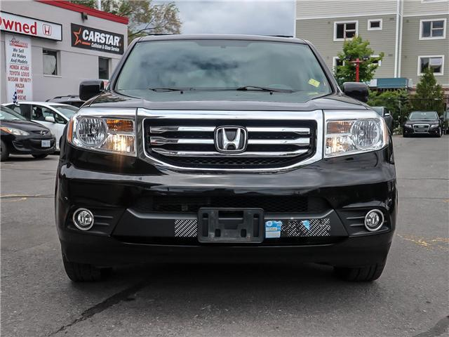 2015 Honda Pilot Touring (Stk: H7715-0) in Ottawa - Image 2 of 26
