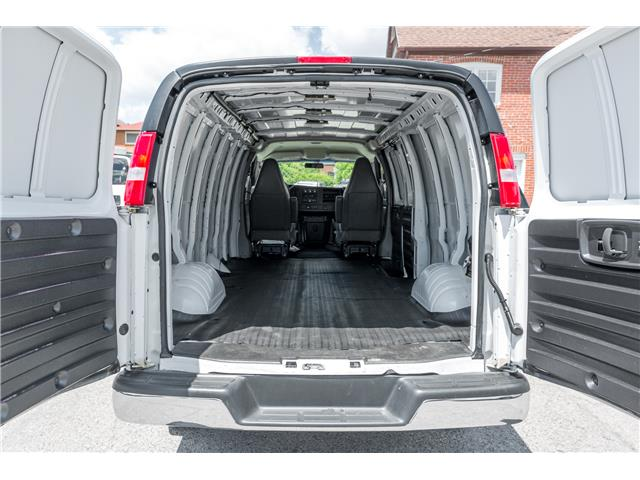 2018 GMC Savana 2500 (Stk: CTDR2982 EXT) in Mississauga - Image 18 of 20
