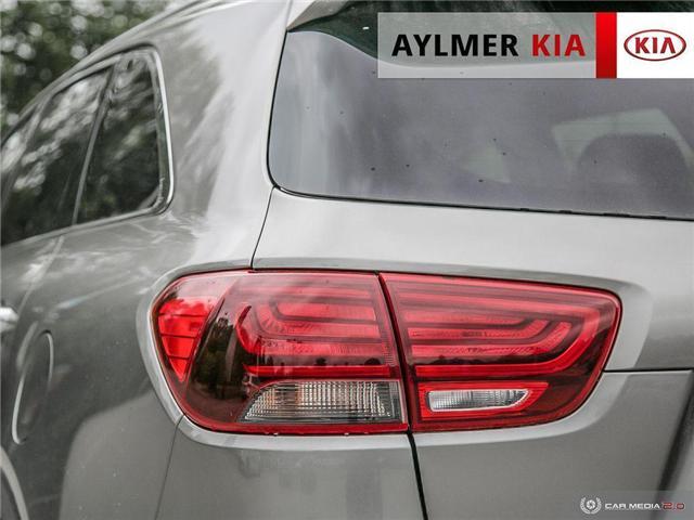 2019 Kia Sorento 2.4L EX (Stk: A1177) in Gatineau - Image 11 of 30
