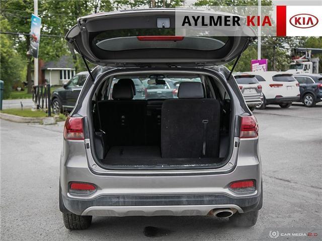 2019 Kia Sorento 2.4L EX (Stk: A1177) in Gatineau - Image 12 of 30