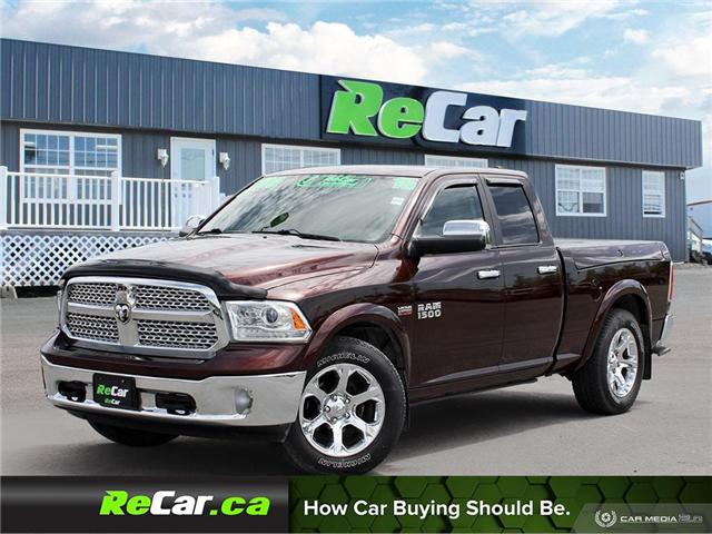 2015 RAM 1500 Laramie (Stk: 190627A) in Fredericton - Image 1 of 24
