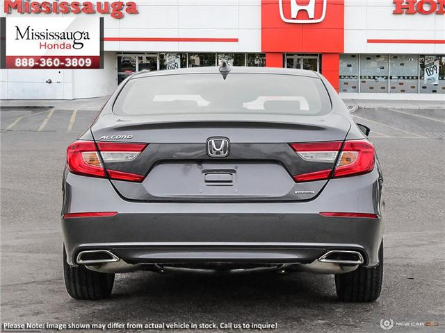 2019 Honda Accord Touring 1.5T (Stk: 326463) in Mississauga - Image 5 of 23