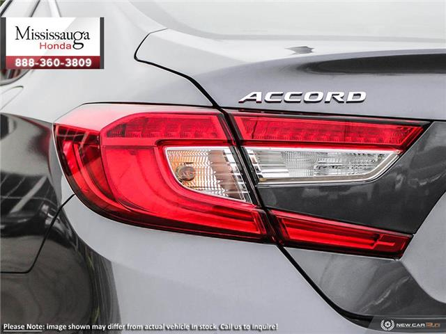 2019 Honda Accord Touring 1.5T (Stk: 326463) in Mississauga - Image 11 of 23