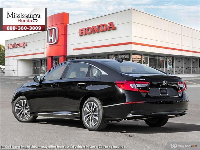 2019 Honda Accord Hybrid Touring (Stk: 326462) in Mississauga - Image 4 of 23