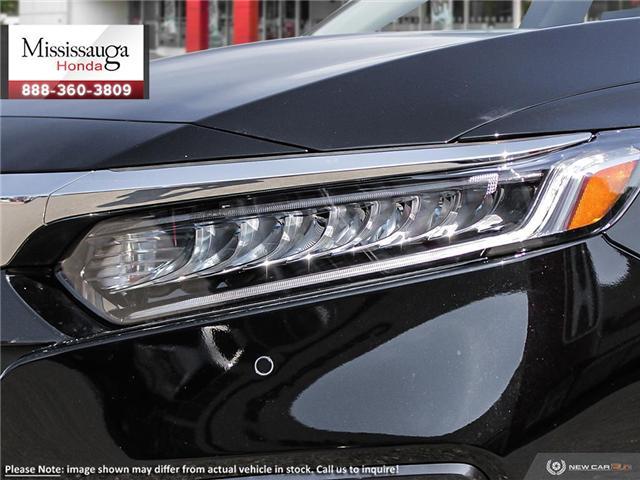 2019 Honda Accord Hybrid Touring (Stk: 326462) in Mississauga - Image 10 of 23