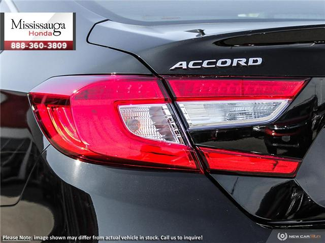 2019 Honda Accord Hybrid Touring (Stk: 326462) in Mississauga - Image 11 of 23