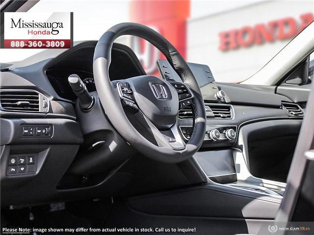 2019 Honda Accord Hybrid Touring (Stk: 326462) in Mississauga - Image 12 of 23
