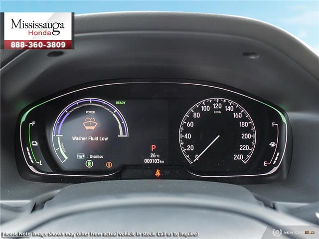 2019 Honda Accord Hybrid Touring (Stk: 326462) in Mississauga - Image 14 of 23