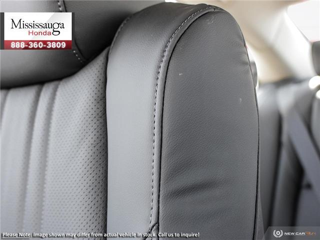 2019 Honda Accord Hybrid Touring (Stk: 326462) in Mississauga - Image 20 of 23