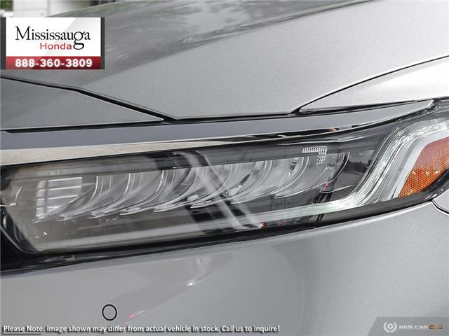 2019 Honda Accord Touring 2.0T (Stk: 326461) in Mississauga - Image 10 of 22