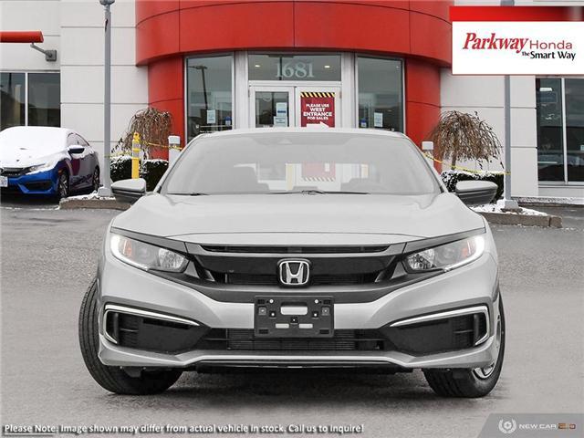 2019 Honda Civic LX (Stk: 929449) in North York - Image 2 of 23