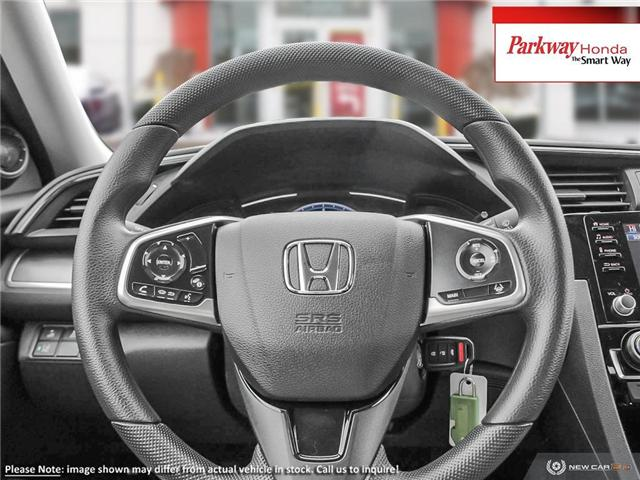 2019 Honda Civic LX (Stk: 929449) in North York - Image 13 of 23