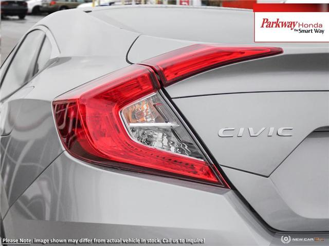 2019 Honda Civic LX (Stk: 929455) in North York - Image 11 of 23