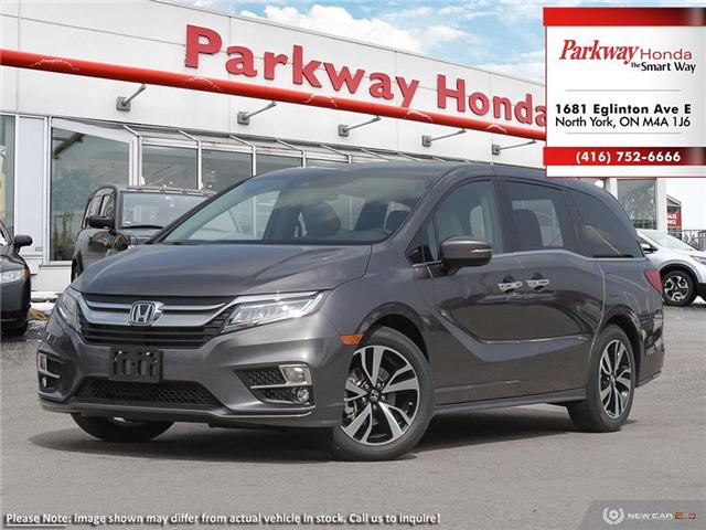 2019 Honda Odyssey Touring (Stk: 922139) in North York - Image 1 of 23