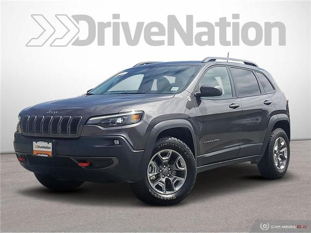 2019 Jeep Cherokee Trailhawk (Stk: G0188) in Abbotsford - Image 1 of 25