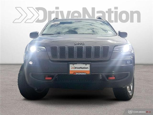 2019 Jeep Cherokee Trailhawk (Stk: G0188) in Abbotsford - Image 2 of 25