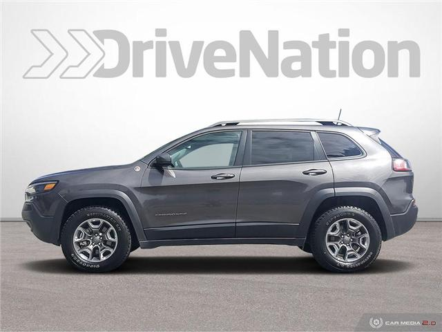 2019 Jeep Cherokee Trailhawk (Stk: G0188) in Abbotsford - Image 3 of 25